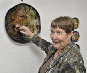 Margit Fleckenstein Landessynode 2012-vaf