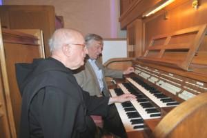 Stift Neuburg Orgel