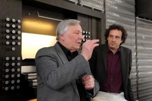 Organisten im Gespraech : Peter Schumann & Markus Uhl