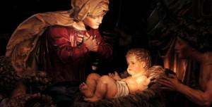 Weihnachtskrippe Jesuiten