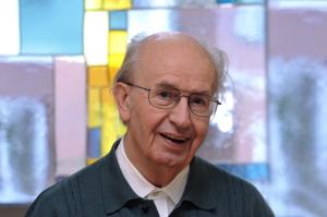 Pfarrer Bertold Mogel