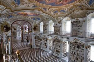 Bibliothe Admont