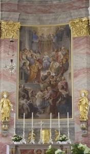 Jesuitenaltar