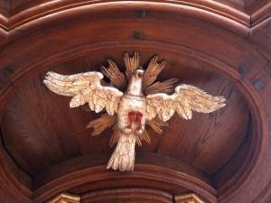 Taube Heiliggeist